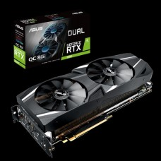 ASUS DUAL GeForce RTX™ RTX2080 OC Edition 8GB DDR6 - EVO